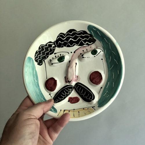 Albert L'Etoile - Tableware