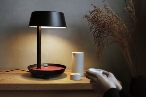 CARRY MINI Table Lamp | Lamps by SEED Design USA