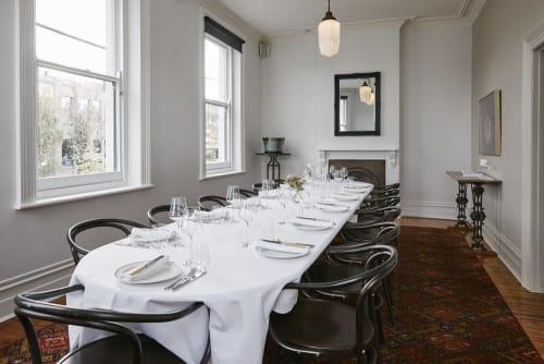 Carlton Wine Room, Restaurants, Interior Design