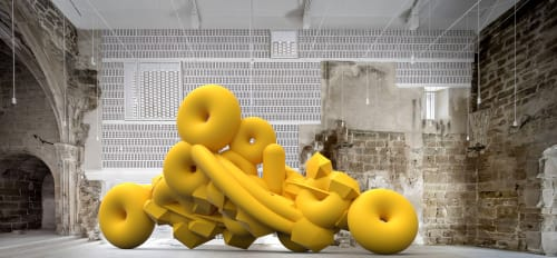 Ken Kelleher Sculpture - Sculptures and Public Sculptures