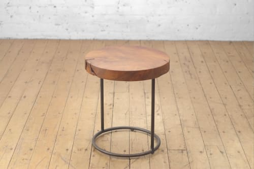 Ring Side Table | Tables by From the Source