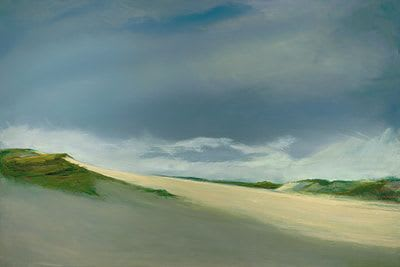 "Art & Wall Decor by YJ Contemporary seen at East Greenwich, East Greenwich - Anne Packard ""Dune"""