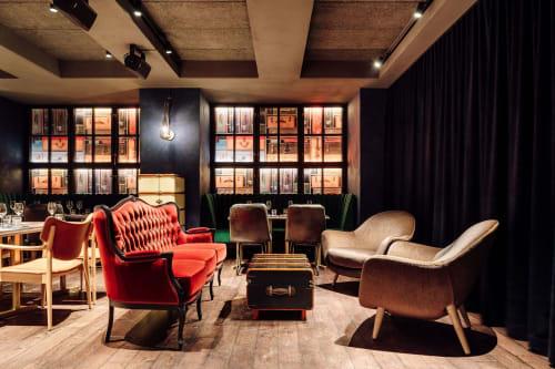 Amerikalinjen, Hotels, Interior Design