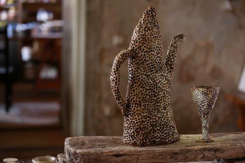Tableware by Marina Akilova seen at Private Residence, Sviyazhsk - Teapot for Svijazhsk