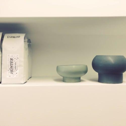Cups by LAM Ceramica Venezia seen at Private Residence, Toronto - Ceramic Vessel