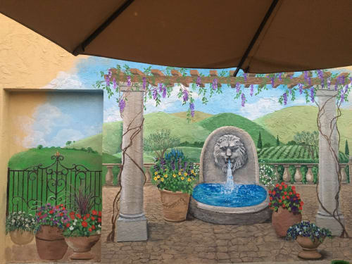 Anne Giancola - Murals and Paintings