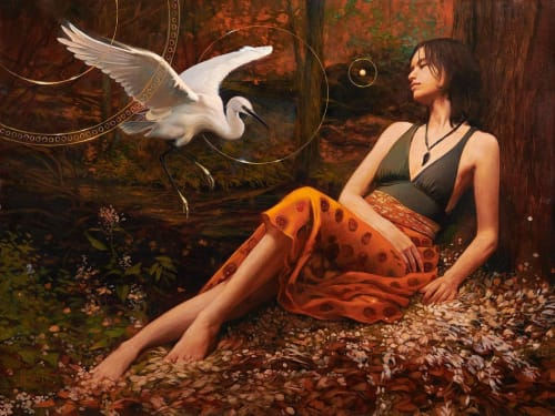 Julie Bell - Paintings and Art