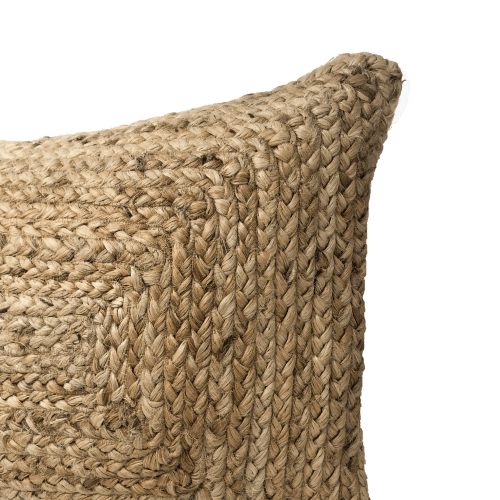 Pillows by Coastal Boho Studio at Destin, Destin - Jute Koko Lumbar Pillow