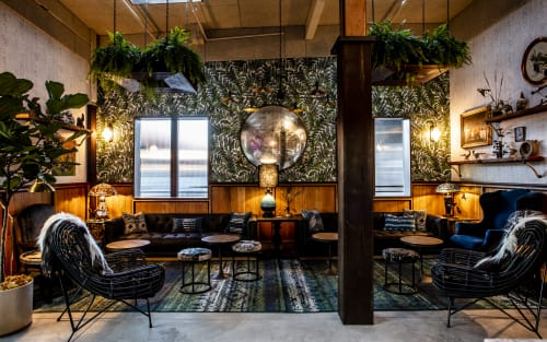 Interior Design by FineRoot seen at The Barlow, Sebastopol - Fern Bar