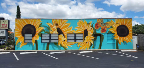 The Happy Mural Project - Murals and Street Murals