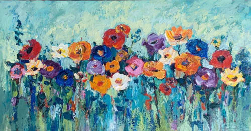 Elaine Lanoue - Paintings and Art