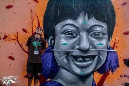Hullk Manauara - Street Murals and Public Art