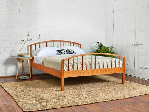 Beds & Accessories by Chilton Furniture Co. seen at Portland, Portland - Chilton's Burnette Bed
