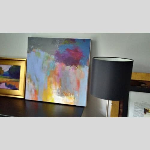 Paintings by Valerie McMullen seen at Private Residence - Cascade