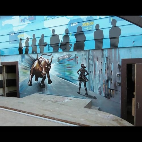 Bhavya Gajawat - Art and Street Murals