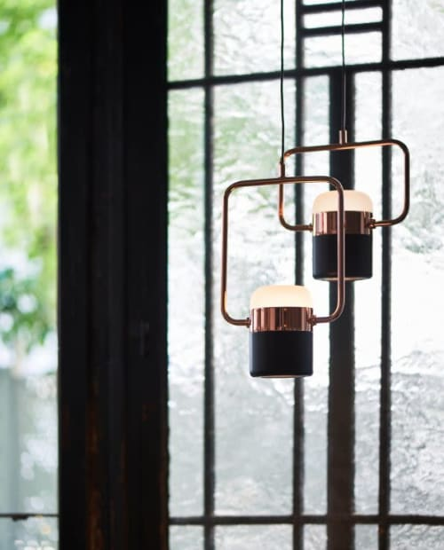 Pendants by SEED Design USA seen at Alchemy Collections, Seattle - LING P1 V