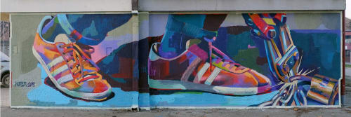 Wuper - Murals and Art