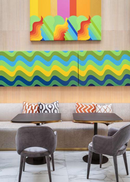 Radisson Blu Hotel, Casablanca City Center, Hotels, Interior Design