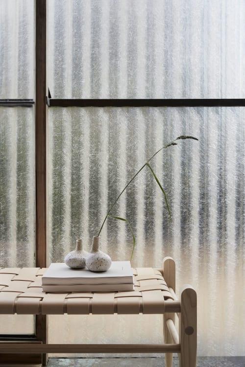 Interior Design by SSM Smålands Skinnmanufaktur seen at Private Residence, Frösakull - SSM x Bruno Mathsson