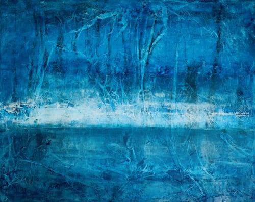 Solimar Nogueira-Darroch - Art Curation and Renovation
