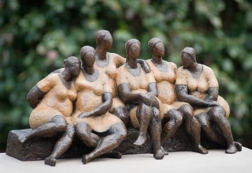 Nnamdi Okonkwo - Sculptures and Public Sculptures