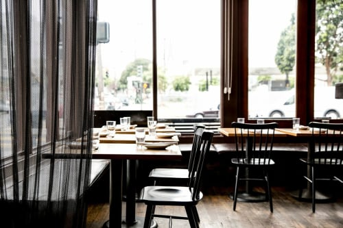 Beretta, Restaurants, Interior Design
