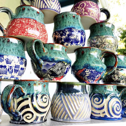 Elan Pottery - Tableware and Planters & Vases