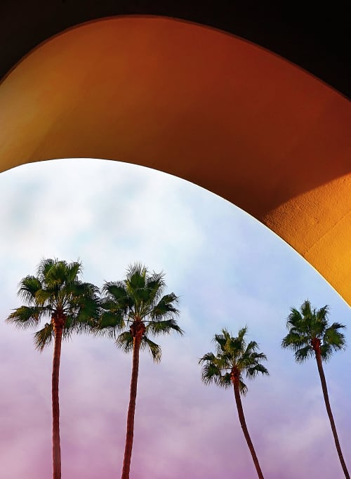 Photography by Reed Hearne / Digital Art seen at Four Points Sheraton Miami, Miami Beach - Harvey Girls
