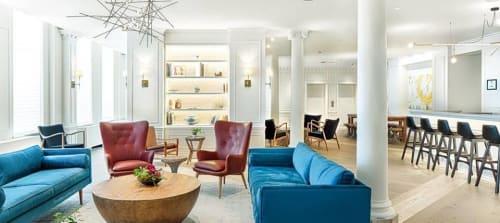 Interior Design by Jill Greaves Design seen at The Walper Hotel, Kitchener - Walper Hotel