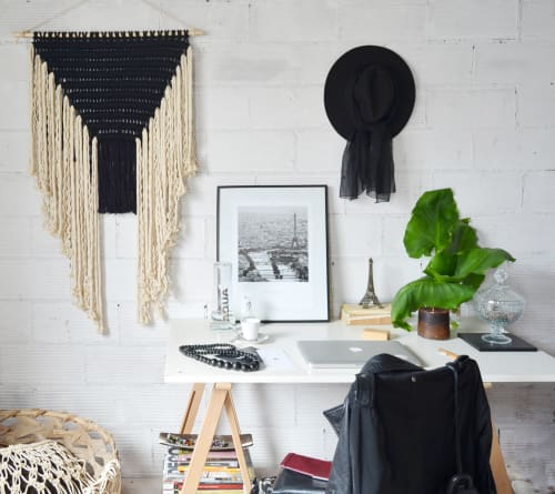 Macrame Wall Hanging by Ranran Design by Belen Senra seen at Barcelona Spain, Barcelona - Studio Wall Art