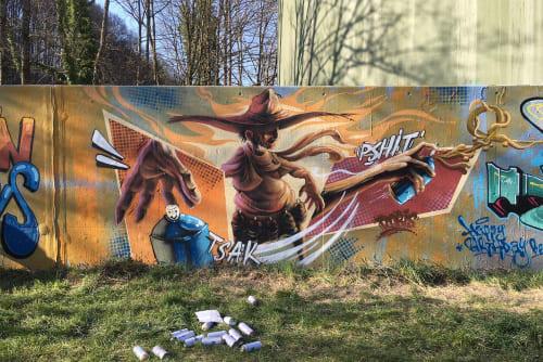 Robis21 - Murals and Art