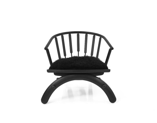Rainbow Chair | Chairs by Hamilton Holmes