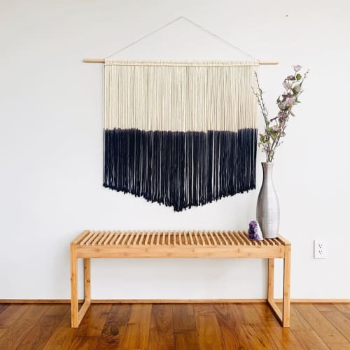 Macrame Wall Hanging by Love & Fiber seen at Private Residence, San Diego - Schala