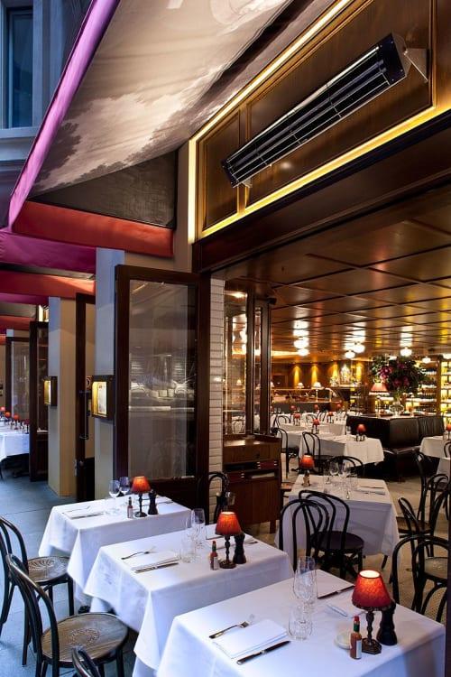 Interior Design by Dreamtime Australia Design seen at Sydney, Sydney - Felix Restaurant