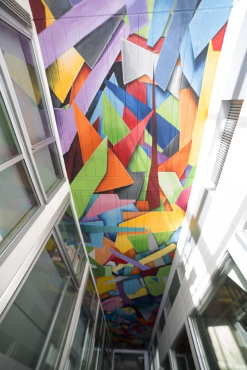 sabotajealmontaje - Murals and Art