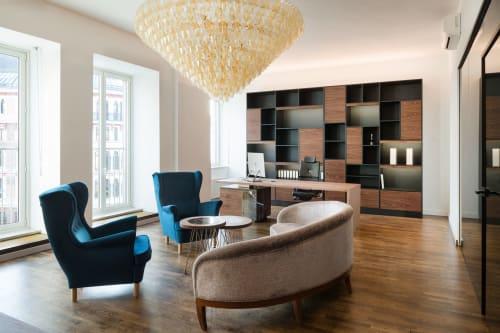 Architecture by ATEPAA seen at Vienna, Vienna - Bespoke office furniture