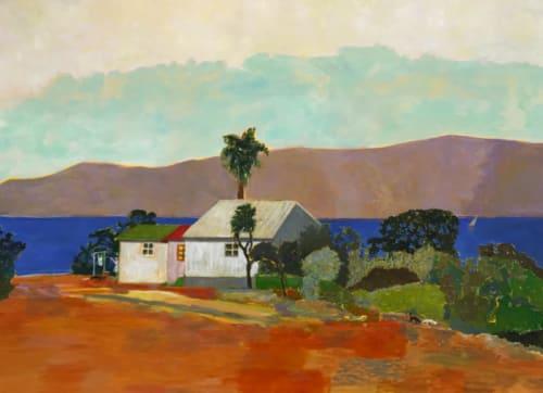 Susan Hall - Paintings and Art