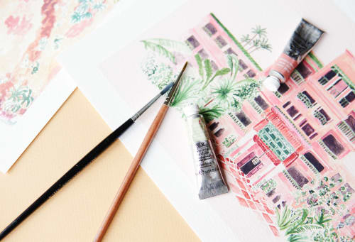 Rosie Harbottle - Paintings and Art & Wall Decor