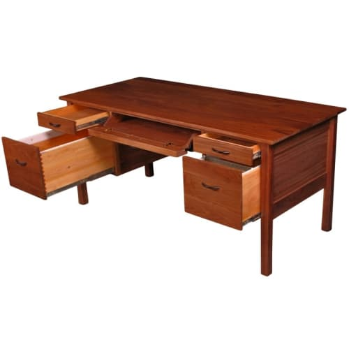 Furniture by Greg Aanes Furniture seen at Bellingham, Bellingham - Magnus Desk
