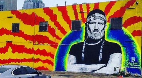 Wiley Ross - Murals and Street Murals