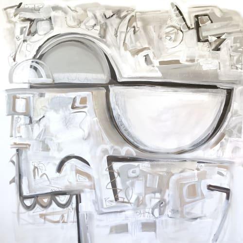 'MONMARTE' | Paintings by Linnea Heide contemporary fine art