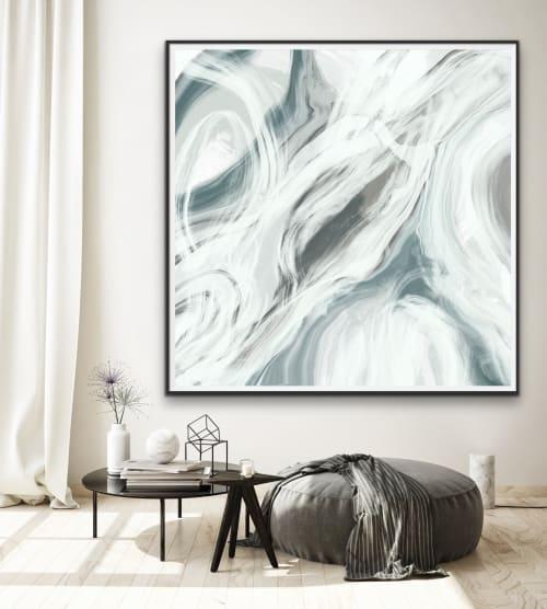 Paintings by LA TOYA JONES seen at Creator's Studio, Dallas - Meadows