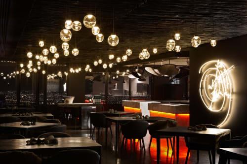 Vue de monde, Restaurants, Interior Design
