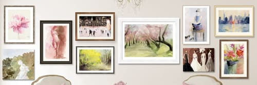 Beverly Brown - Paintings and Art