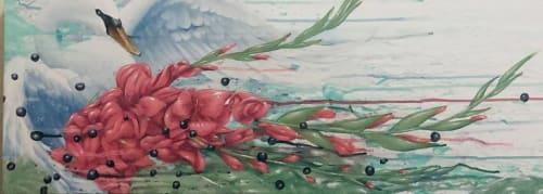 Chuck Mayfield - Street Murals and Murals