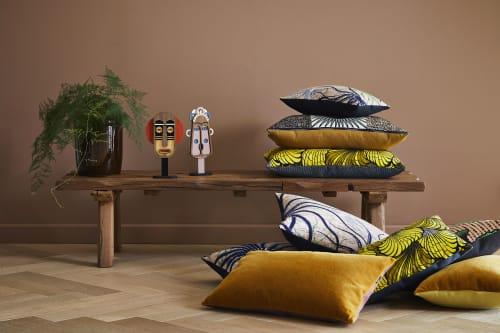 mumutane - Pillows and Sculptures