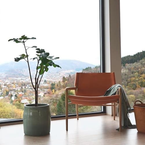 Chairs by Dennis Marquart seen at Private Residence, Bergen - RAMA Chair