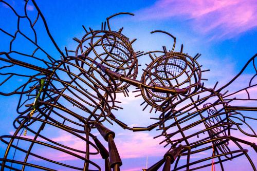 Andrea Greenlees - Public Sculptures and Public Art