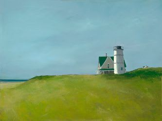 "Art & Wall Decor by YJ Contemporary seen at East Greenwich, East Greenwich - Anne Packard ""Along The Cape"""