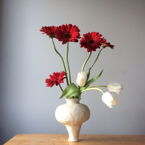 Vases & Vessels by Pip Woods Ceramics seen at Private Residence - Wellington, New Zealand, Wellington - Ceramic Vases